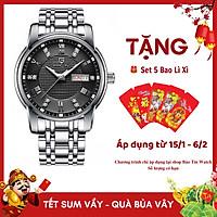 Đồng Hồ Nam Doanh Nhân Pagini Dây Thép Không Gỉ Cao Cấp - PADT8022