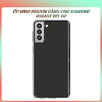Ốp lưng Dẻo TPU Dành cho Samsung Galaxy S21 5G- Hàng Chính Hãng