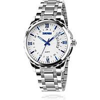 Đồng hồ nam chống nước NO6216G, phong cách trẻ trung lịch sự   Chính hãng SKMEI- Hàng nhập khẩu