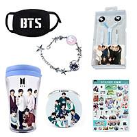 Combo đồ dùng BTS độc quyền tặng sticker BTS