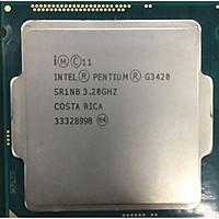 Bộ Vi Xử Lý CPU Intel Pentium G3240 3M Bộ nhớ đệm, 3,10 GHz - Hàng Nhập Khẩu