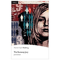 Level 6: The Runaway Jury Book and MP3 Pack (Pearson English Graded Readers)