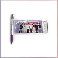 Bút kéo in hình nhóm BTS
