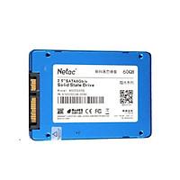Ổ Cứng SSD 60G SATA III NETAC N500S - Hàng Chính Hãng