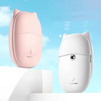 Máy xịt khoáng nano mini cầm tay Jisulife BS01 giúp cấp ẩm, giữ nước cho da, giảm scăng thẳng, stress - BH 12 tháng