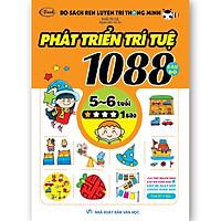 1088 CÂU ĐỐ PHÁT TRIỂN TRÍ TUỆ 5-6 tuổi 1 sao