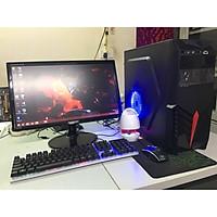 Bộ máy tính để bàn nâng cấp chip intel Pentium chuyên dùng văn phòng, học tập, game nhẹ chạy siêu mượt office, autocard, photoshop, phần mềm kế toán, bán hàng...màn 22 inch mới full box