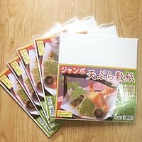 Giấy Thấm, Lọc Dầu Mỡ Túi 40 Chiếc Tiện Lợi Nhật Bản