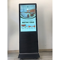 Màn hình quảng cáo chân đứng 49 inch
