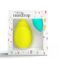 [Gift] Bông Mút Trang Điểm The Duo Rain Drop