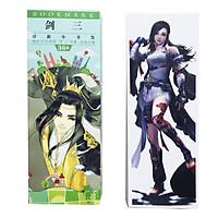 Hộp 36 Đánh Dấu Sách Bookmark Game Jian Wang 3 JX3 - Võ Lâm Truyền Kỳ