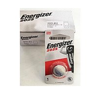 Combo2 Vỉ PIN ENERGIZER E-CR2025 BP1 -Viên Hàng Chính Hãng