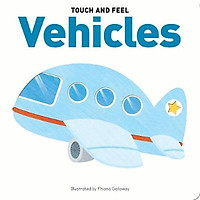 Touch & Feel Bb Vehicles