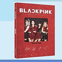 Album ảnh Photobook BlackPink mẫu mới tặng ảnh Vcone