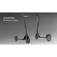 Xe Điện Scooter Gấp Gọn Thông Minh Homesheel Scooter X8