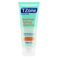 Tẩy Tế Bào Chết Loại Bỏ Mụn Đầu Đen T-Zone Black Head Fighting Facial Scrub 75ml