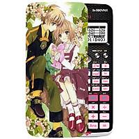 Ốp Máy Tính Casio - FX 580 VNX - Nhân Vật Anime 011