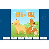 [E-BOOK] i-Learn Smart Start 2 Truyện đọc - The Dog and the Fox