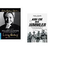 Combo 2 cuốn sách: Living History_ Hồi Ký Hillary Clinton + Anh Em Nhà Himmler