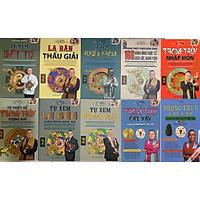 Combo 10 quyển sách Phong thuỷ hàng đầu của tác giả Lý Cư Minh