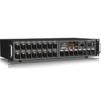 Behringer S16 EU Stage Box mở rộng 16 cổng cho mixer digital - Hàng chính hãng