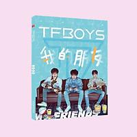 Photobook TFboys tặng sticker TFboys mới nhất