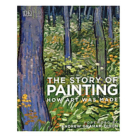 The Story of Painting: How art was made (Hardback)