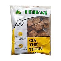 Xơ dừa giá thể trồng lan đã xử lý Tribat  (Gói 3 lít )