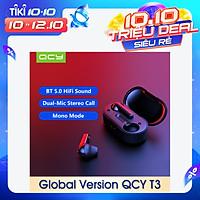 Tai Nghe Bluetooth 5.0 Xiaomi Qcy T3 - Đen