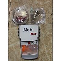Máy xông khí dung mũi họng và hút mũi Neb Muti (2 trong 1)
