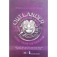 Cuốn truyện  đặc sắc trong bộ tiểu thuyết lịch sử xuyên thời gian của Diana Gabaldon: Outlander - Vòng tròn đá thiêng 2