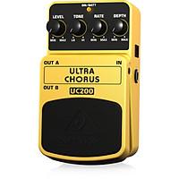 Guitar Stompboxes Behringer UC200 -Ultimate Stereo Chorus Effects Pedal- Hàng chính hãng