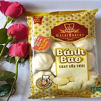 Bánh bao chay sữa tươi loại 12 cái/ gói