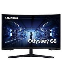 Màn hình máy tính Samsung LC32G55TQWEXXV 32″ (QHD/VA/144Hz/1ms) - Hàng Chính hãng