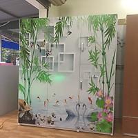 Tủ Nhựa Đài Loan Cao Cấp 3D HH04