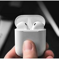 Tai nghe không dây Pisen True Wireless Airbuds  White- Hàng Chính Hãng