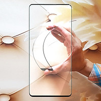 Miếng kính cường lực cho OnePlus 8 Full màn hình - Đen