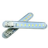 Đèn LED dùng cổng USB cho máy tính, laptop Vàng
