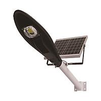 Đèn LED Đèn đường hình chiếc lá Năng Lượng Mặt Trời 50W