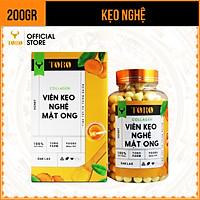 [200GR] Viên Kẹo Nghệ Mật Ong Collagen Toro Nguyên Chất 100%   TORO FARM