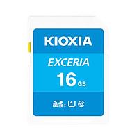 Thẻ nhớ 16GB SDHC Exceria UHS-1 C10 100MB/s Kioxia - Hàng Chính Hãng