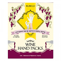 Mặt nạ dưỡng da tay Wine hand packs Rubelli