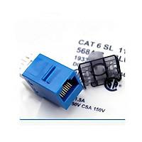 Nhân mạng cat6 AMP Commscope - Hàng Chính Hãng