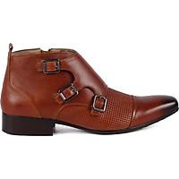 Giày Boot da nam Vina-Giầy  C.O.T029-VB