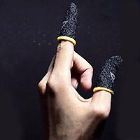 Găng tay chơi game Flydigi Feelers - Đen viền vàng Hàng Nhập Khẩu
