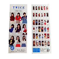 Hộp bookmark kpop TWICE