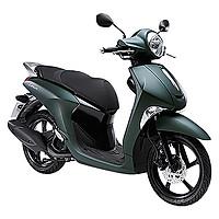 Xe Máy Yamaha Janus Premium - Xanh Lục