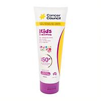Kem chông nắng trẻ em Cancer Council Kids SPF 50+/PA ++++ 110ml