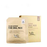 Mặt nạ dưỡng da Nuganic Customize Pure Snail Mask