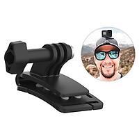 TELESIN Action Camera Cap Clip Baseball Hat Clamp Mount Holder Compatible with DJI OSMO Pocket GoPro Hero 8/7/6/5 SJCAM